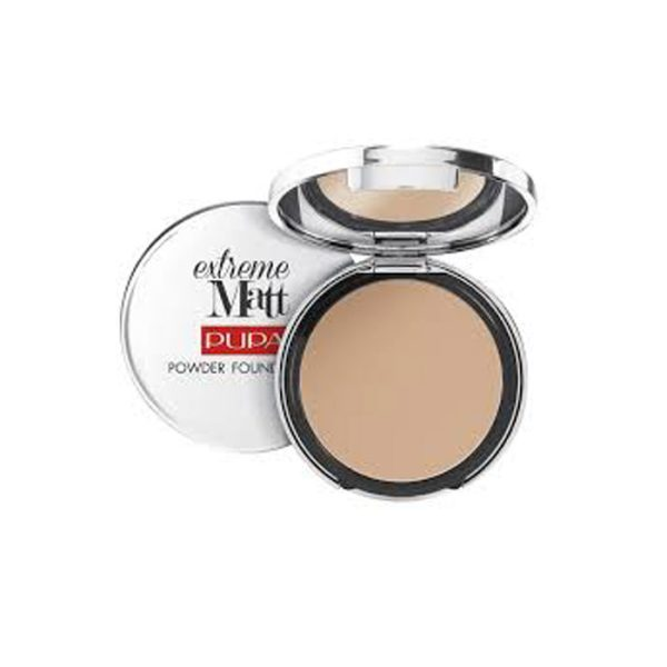پنکیک اکستریم مت Pupa Pupa Extreme Matt Compact Powder Foundationپویا