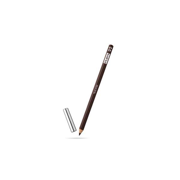 مداد چشم خشك مات - TRUE EYESپوپا
