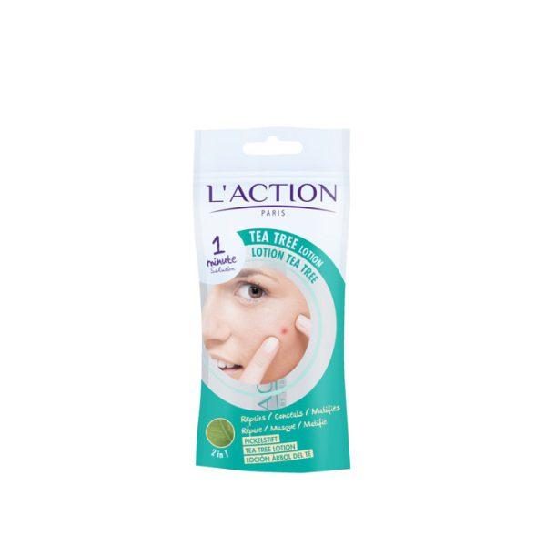 لوسیون لکسیون درمان مشکلات پوستی و مات کننده پوست درخت چای 10 میل