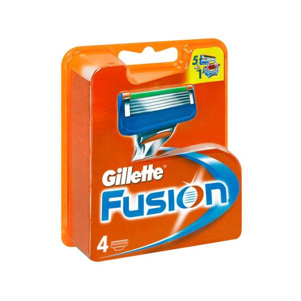تيغ فيوژن - Fusion 4 ژيلت