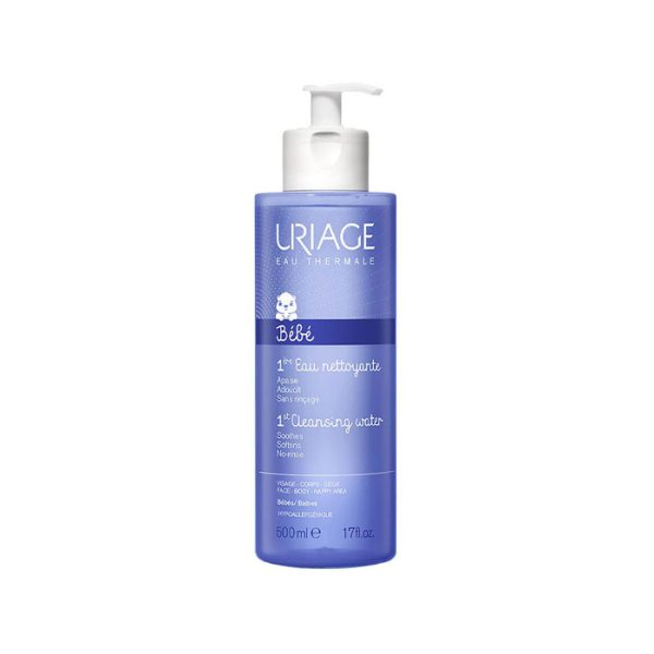 GENTLE CLEANSING WATER URIAGE