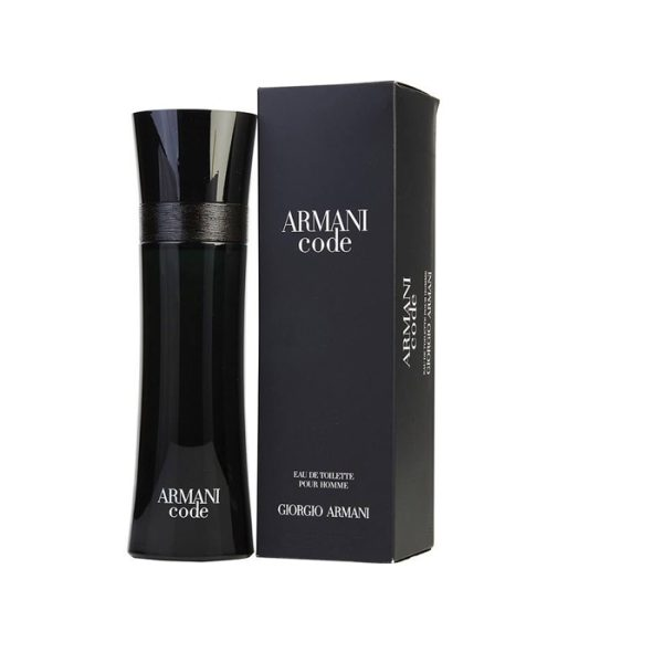 ادو تویلت مردانه جورجیو آرمانی مدل Armani Code حجم 125 میلی لیتر