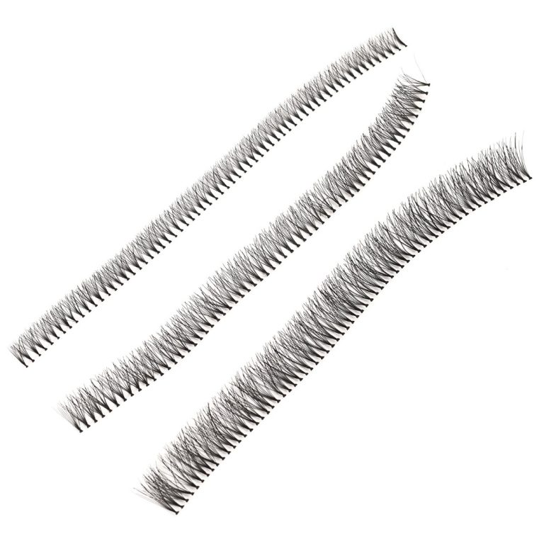 مژه متری QDENCO 100%natural hair
