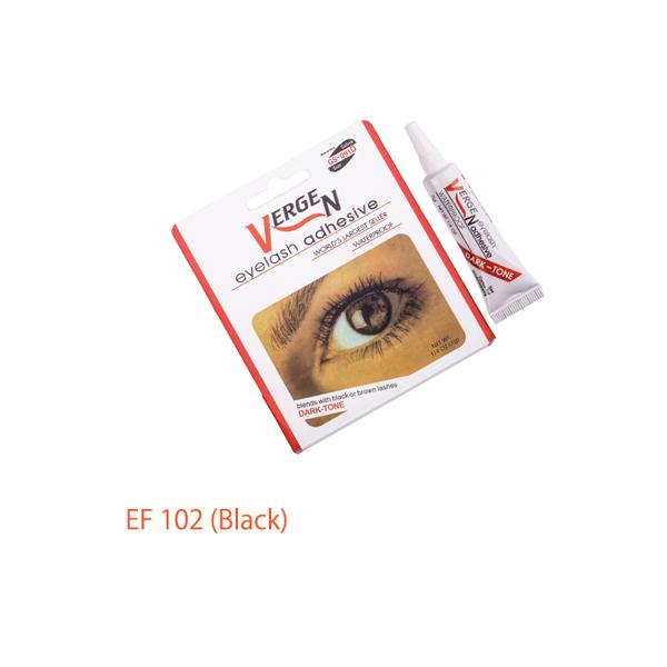 چسب مژه مشکی ورژن کد EF 102