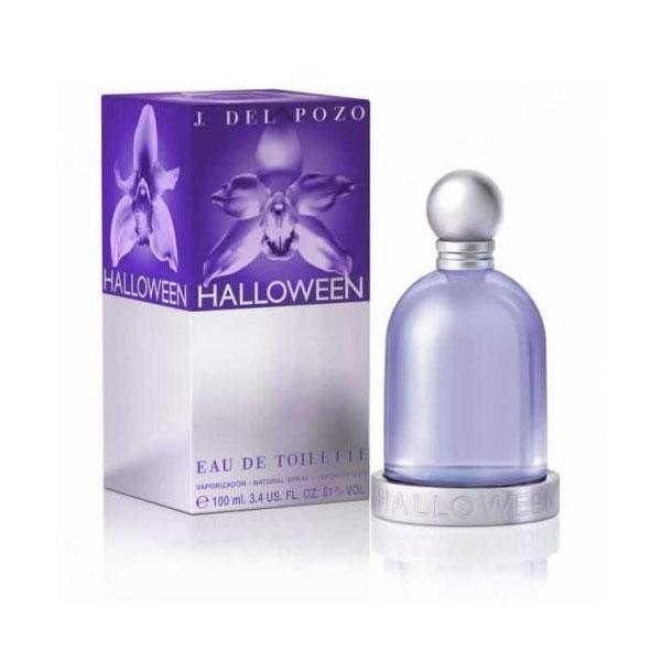 ادکلن زنانه هالووین 100 میل HALLOWEEN J.DEL PAZO 100 ML