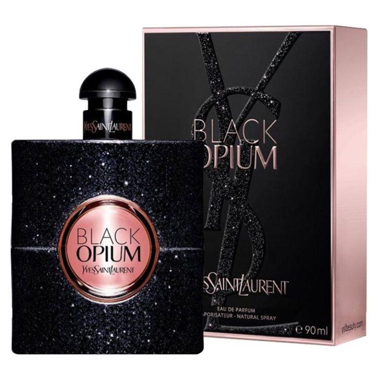 ادو پرفیوم زنانه ایو سن لوران بلک اوپیوم 90 میل – Yves Saint Laurent Black Opium Eau De Parfum For Women